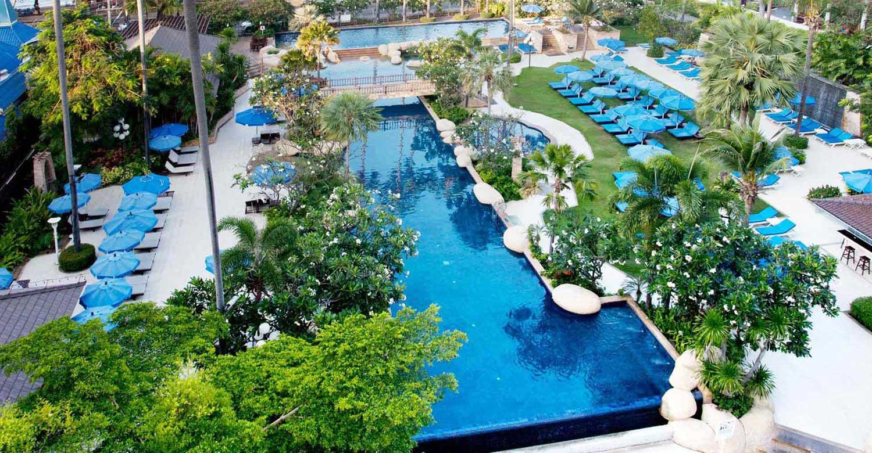 Jomtien Palm Beach | Chon Buri | Pattaya City, Thailand